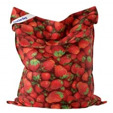 Jumbo Original Printed Strawberry