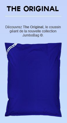 Coussin géant The Original JumboBag