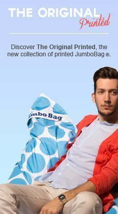 Printed Giant Cushion JumboBag